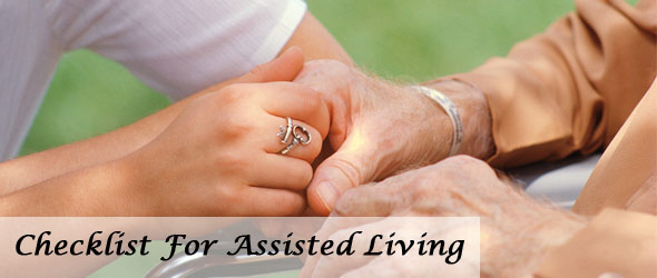 Checklist For Assisted Living Sedona